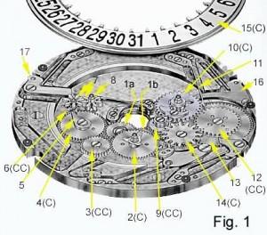 Het mechanische uurwerk