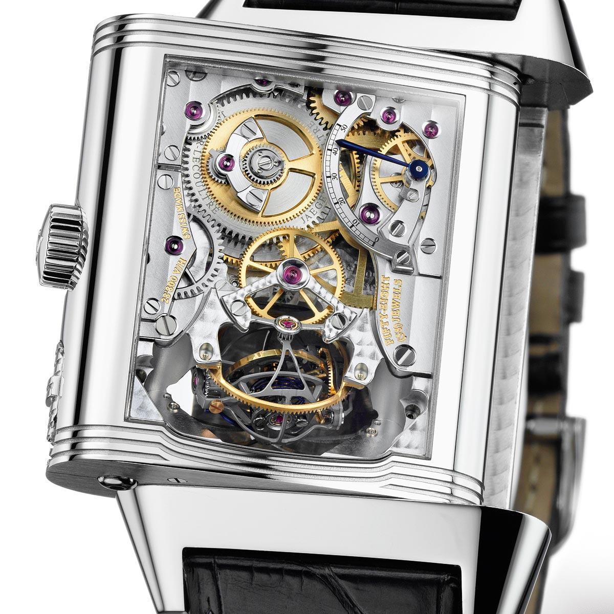 Jaeger LeCoultre Exclusieve horloges en uurwerken voor