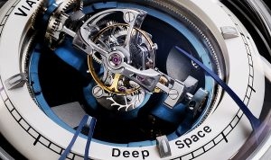 deep space tourbillon