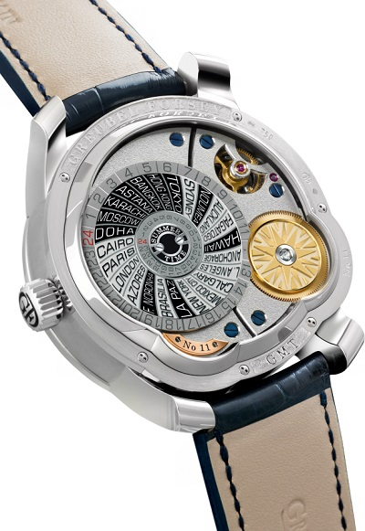 gmt tourbillon