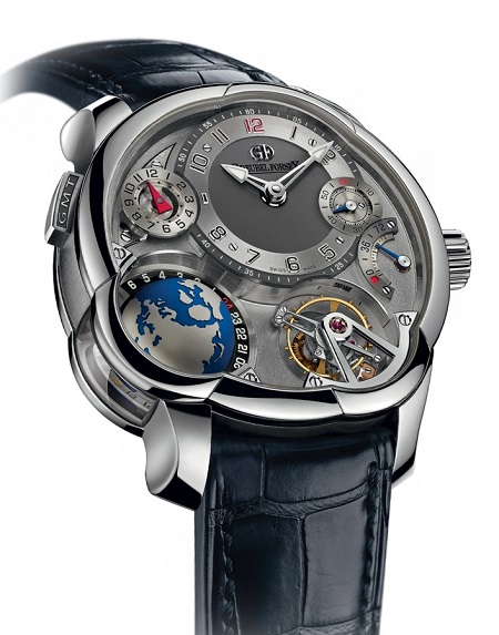 greubel forsey gmt tourbillon