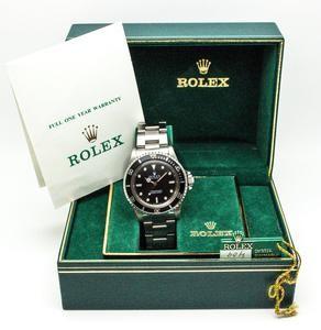 gestolen rolex horloge